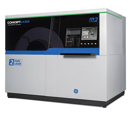 Concept Laser machine M2 cusing Multilaser