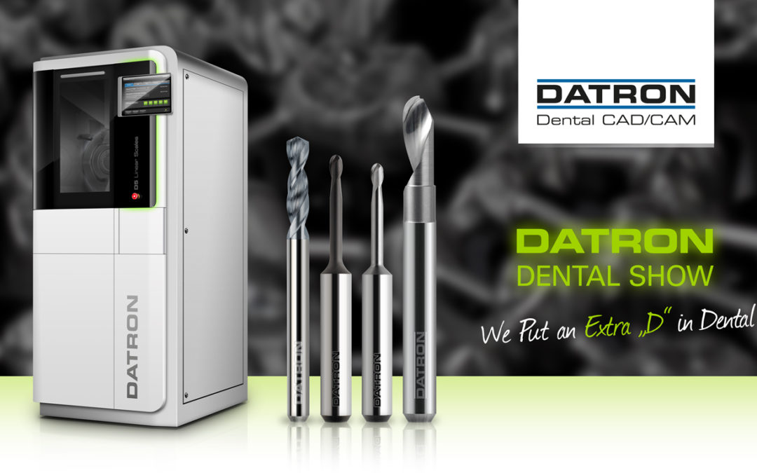 DATRON Dental Show 2021!