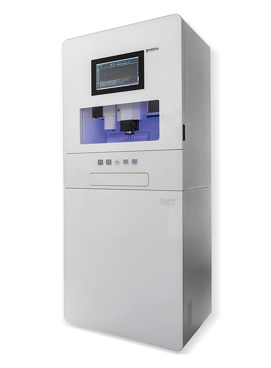 DCS DC7 milling machine