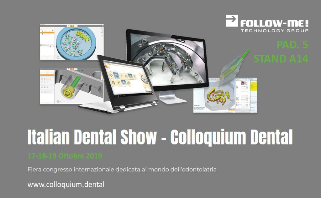 Italian Dental Show - Colloquium Dental 2019