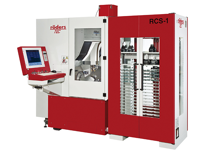 Roeders RCS1 - MILLING MACHINE