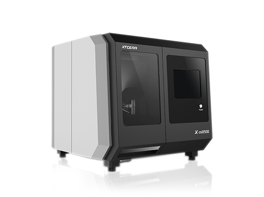 XTCERA X-Mill 500 5-AXIS