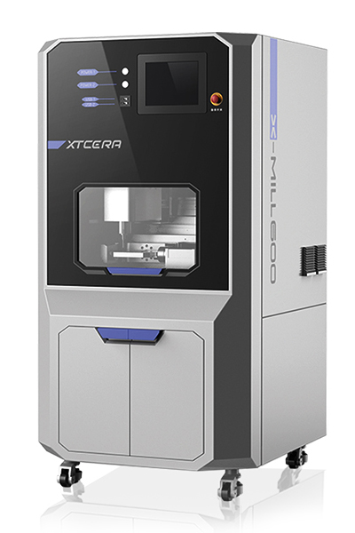 XTCERA X-Mill 600 5-AXIS