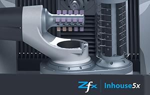 Zfx Inhouse5x milling machine