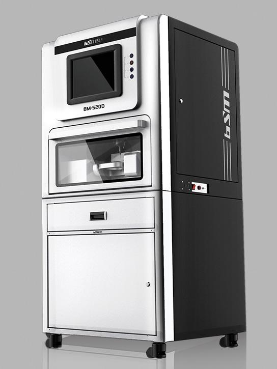 besmile BM-520D - 5-AXIS milling machine